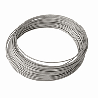 Steel Galvanized Wire - 14 gauge, 100 ft.