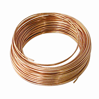 Copper Hobby Wire - 20 Gauge, 50 ft.