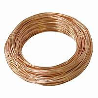 Copper Hobby Wire - 24 Gauge, 100 ft.