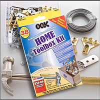 OOK® Home Tool Box Kit (59989)