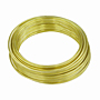Brass Hobby Wire - 16 Gauge, 25 ft.