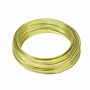 Brass Hobby Wire - 22 Gauge, 75 ft.