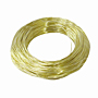 Brass Hobby Wire - 24 Gauge, 100 ft.