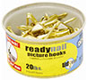 20 lb. ReadyNail Conventional Hook Tidy Tin (50607)