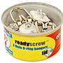 ReadyScrew 1-Ring Hanger Tidy Tin (50636)